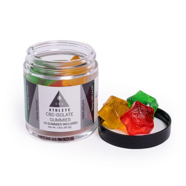 CBD Athlete Gummies