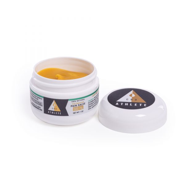 CBD Athlete Salve